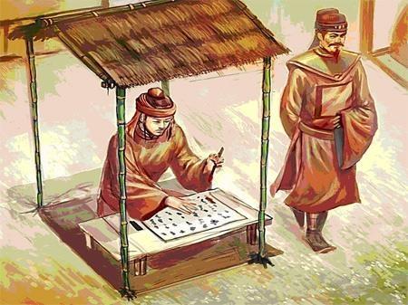 Ai khong lam bai, nop giay trang van do tien si? hinh anh 1