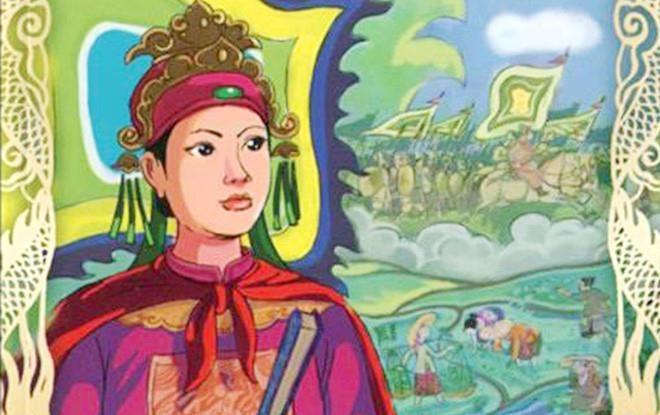Cong chua duy nhat cua nuoc Viet lay 2 vua lam chong hinh anh 2