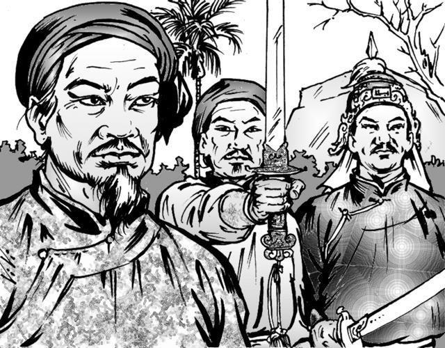 Thai uy Ly Thuong Kiet dung vu khi gi khi xung tran? hinh anh 8