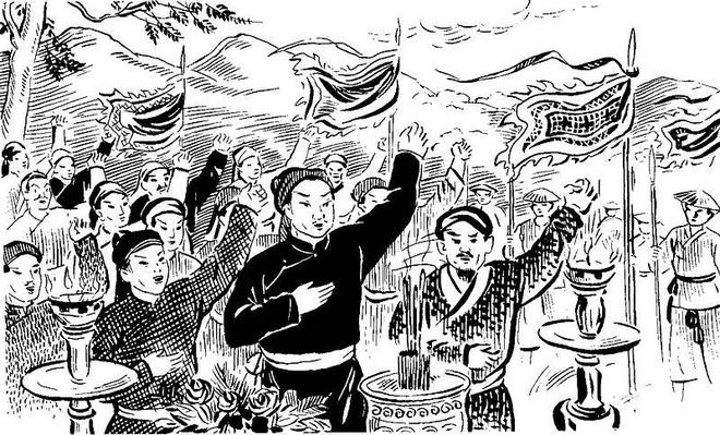 Nguoi Viet nao tung mang vua Han khong biet ly le? hinh anh 8