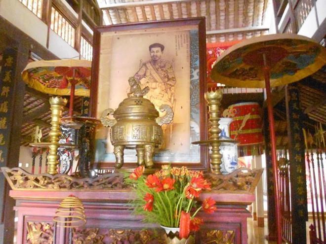 Ho tuong nha Nguyen la to su cua phai Nam Huynh Dao hinh anh 1