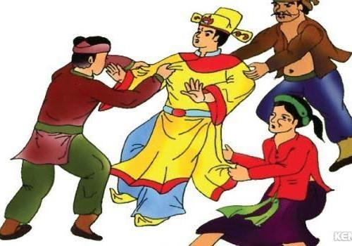 Chua Chom duoc ai dua len lam vua? hinh anh 1