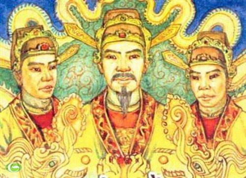 Hoang de nha Tran co 4 con lam vua nuoc Viet hinh anh 2