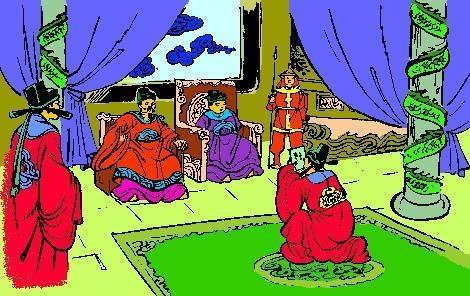 Ai lam vua nuoc Viet khi 2 tuoi, bi ong ngoai chiem mat ngoi bau? hinh anh 1