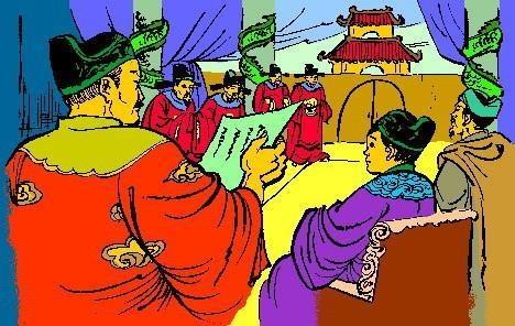 Ai lam vua nuoc Viet khi 2 tuoi, bi ong ngoai chiem mat ngoi bau? hinh anh 2