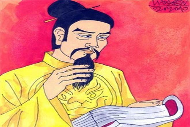 Vi vua sang tac 3.000 bai tho, lay 103 vo nhung khong co con noi doi hinh anh 3