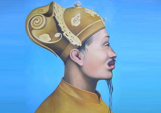 Vi vua sang tac 3.000 bai tho, lay 103 vo nhung khong co con noi doi hinh anh 7