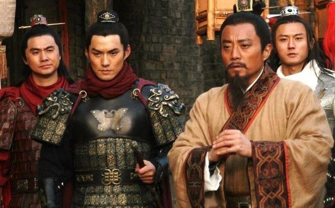 Tong Giang trong 'Thuy Hu' co that hay hu cau? hinh anh 7