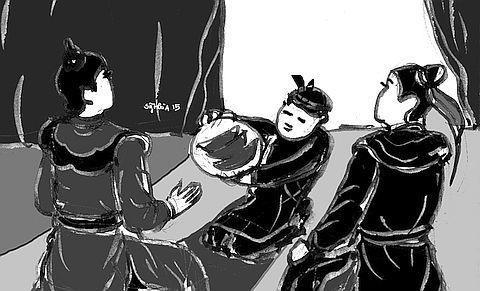 Ong to cua 2 dong chua Trinh va Nguyen chet tham boi mieng dua hau hinh anh 3