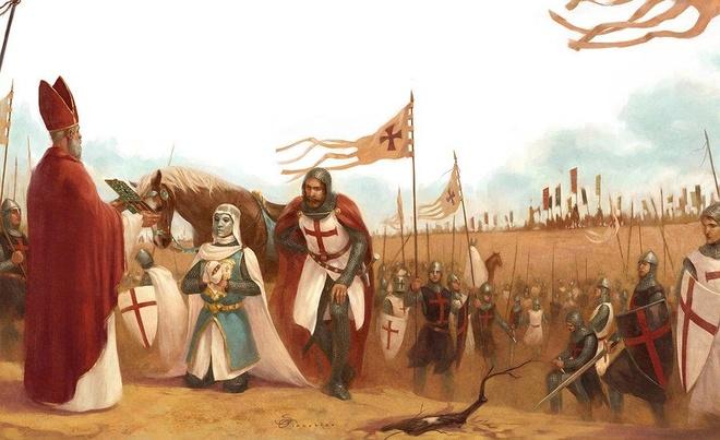 600 quan cam tu cua vua hui danh bai 26.000 quan cua Saladin the nao? hinh anh 7