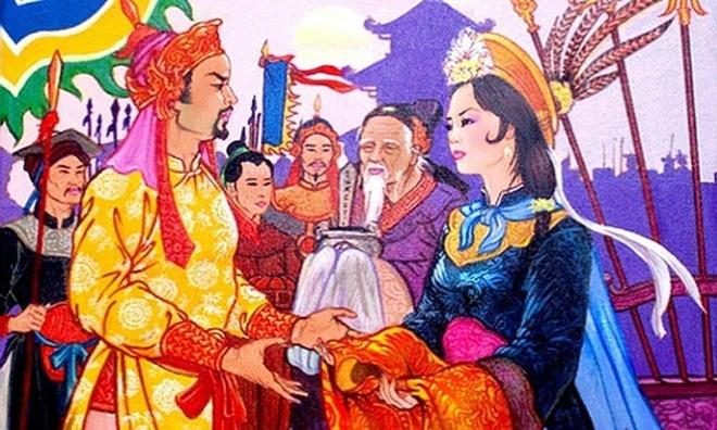 Người phụ nữ từng làm vua, hoàng hậu, công chúa nước Việt