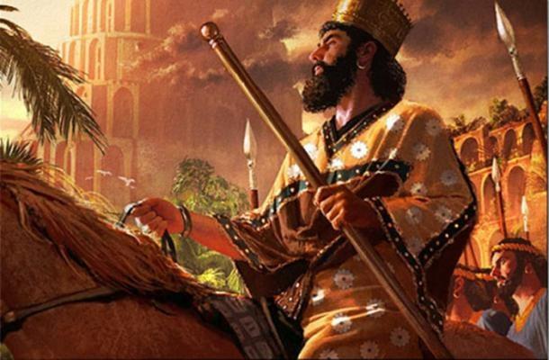 vua Ba Tu anh 1