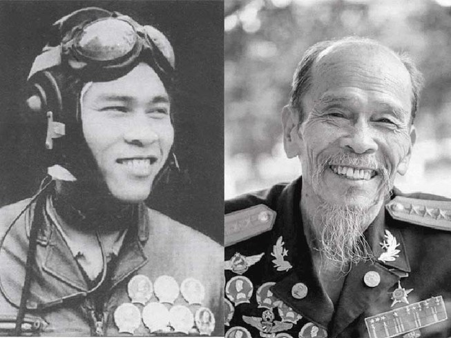 Phi cong huyen thoai Nguyen Van Bay ban roi 7 may bay My o dau? hinh anh 1