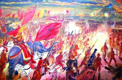 Bai vo nao cua vua Quang Trung con luu truyen den ngay nay? hinh anh 6