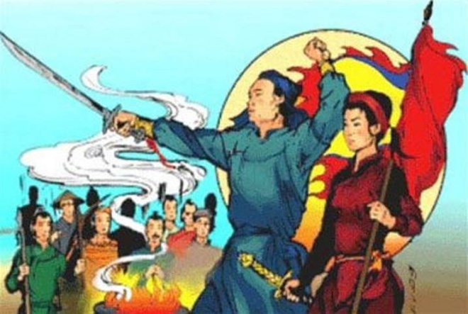 Bai vo nao cua vua Quang Trung con luu truyen den ngay nay? hinh anh 3