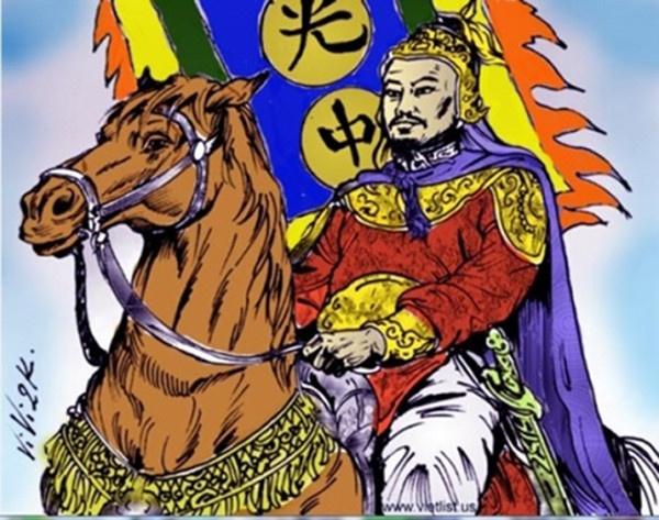 Bai vo nao cua vua Quang Trung con luu truyen den ngay nay? hinh anh 4