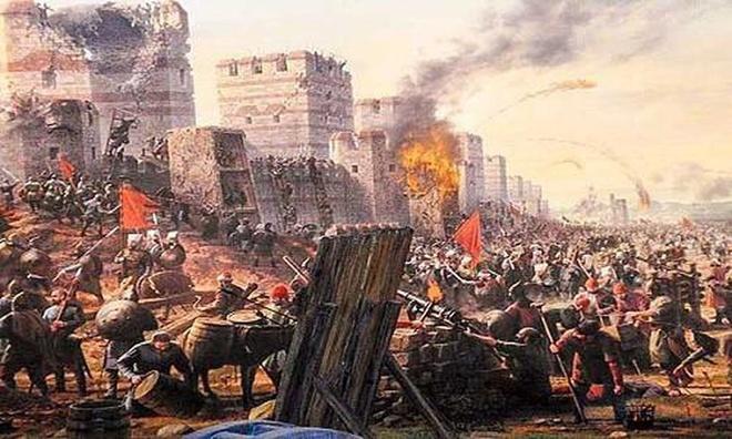 Kiem Yatagan tung giup Ottoman thong linh the gioi hon 600 nam hinh anh 6