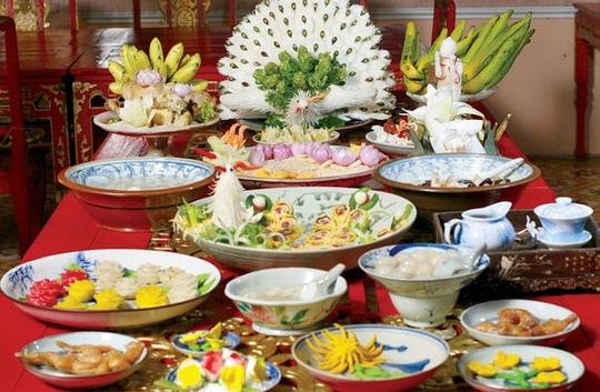 Vua trieu Nguyen an uong anh 2
