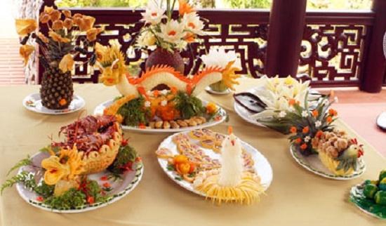 Vua trieu Nguyen an uong anh 3