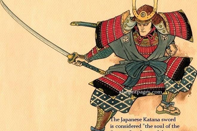 Katana - thanh kiem cua vo si Nhat Ban hinh anh 4