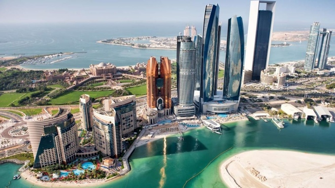 UAE giau den muc nao? hinh anh 2