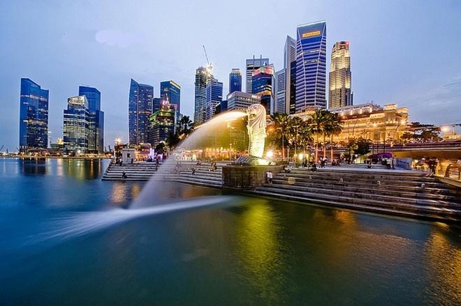 Dan Singapore giau anh 1