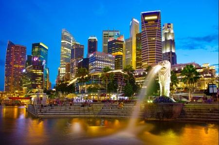 Dan Singapore giau anh 3