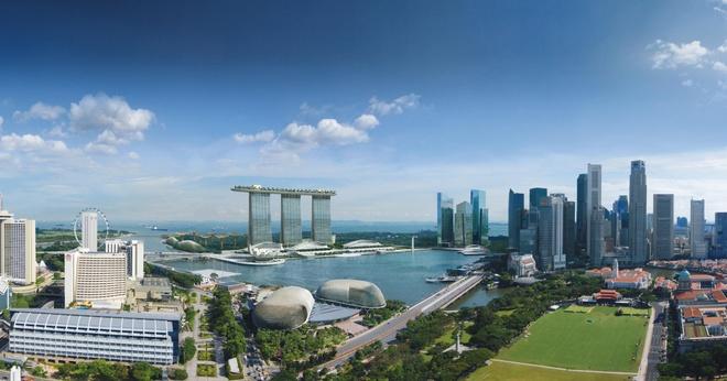 Dan Singapore giau anh 4