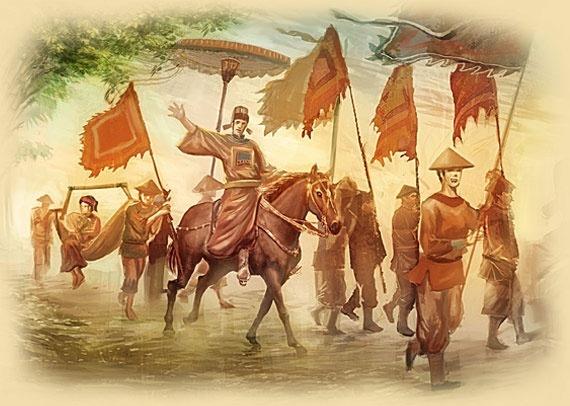 Tham hoa nuoc Viet khien vua Can Long kham phuc hinh anh 7 7.jpg