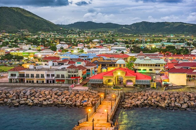 Nuoc Saint Kitts and Nevis anh 1