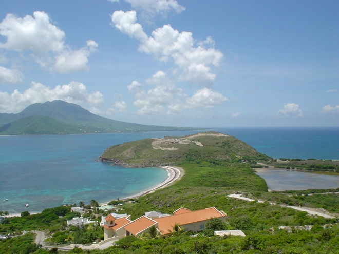 Quoc gia Saint Kitts and Nevis rong 261 km2, thuoc chau luc nao? hinh anh 3 3.jpg