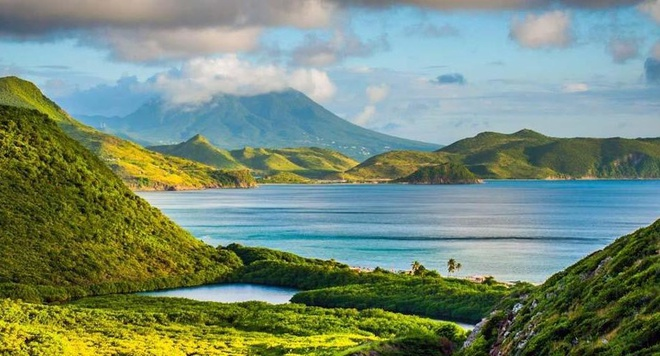 Nuoc Saint Kitts and Nevis anh 5