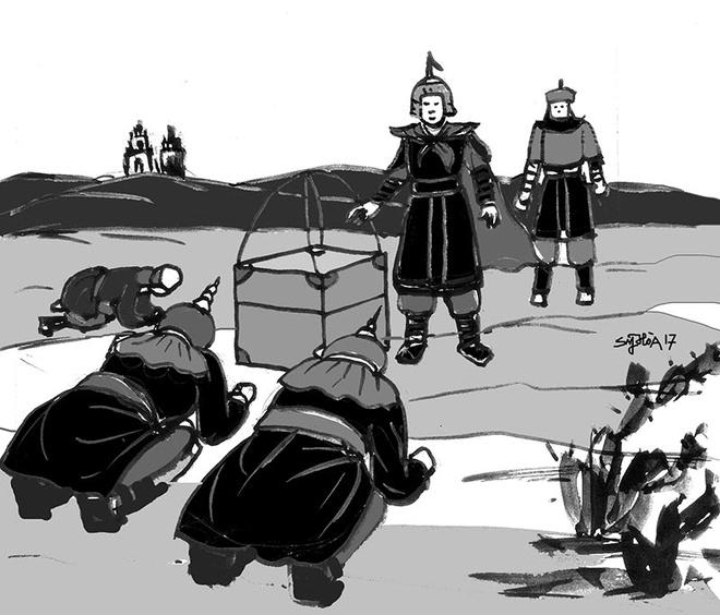 6 vi tuong gioi nhat theo danh gia cua vua Minh Mang hinh anh 3 3_2.jpg