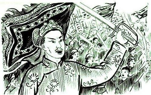 Tuong duy nhat cua Le Loi duoc trieu Nguyen tho trong Vo Mieu hinh anh 4 4.jpeg