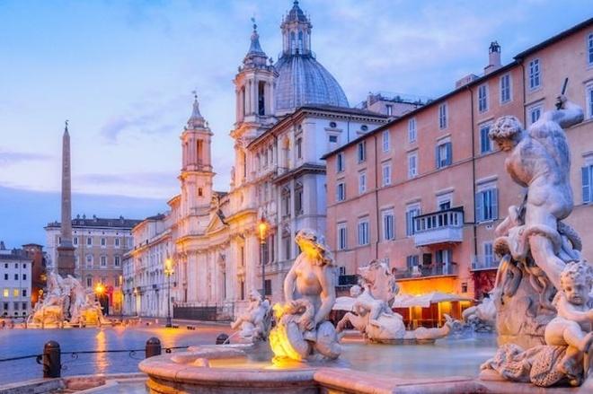 Tai sao thu do Rome cua Italy duoc goi la 'Thanh pho vinh hang'? hinh anh 4 4_2.jpg