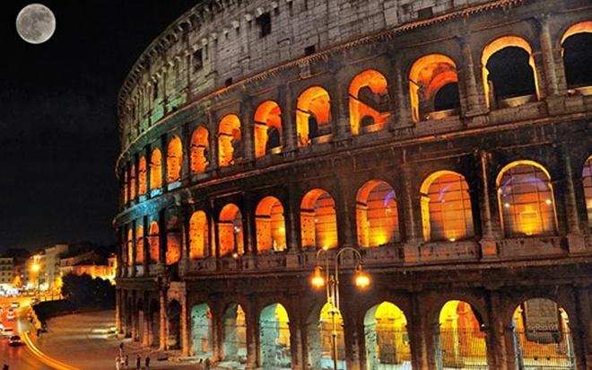 Tai sao thu do Rome cua Italy duoc goi la 'Thanh pho vinh hang'? hinh anh 7 7_1.jpg