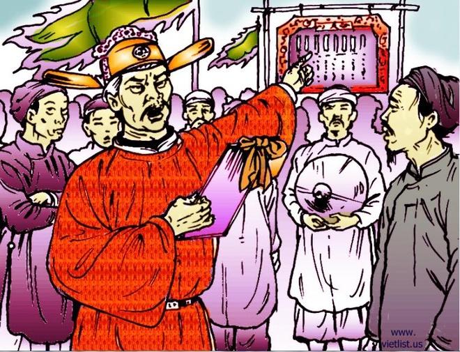 Le Hien Tong,  vua nha Hau Le,  vua len ngoi nho giac mong nguoi khac anh 1