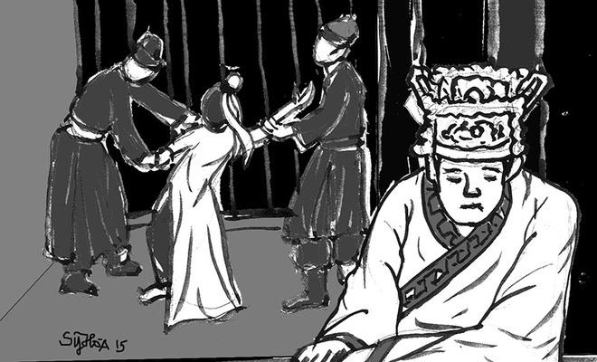 Le Hien Tong,  vua nha Hau Le,  vua len ngoi nho giac mong nguoi khac anh 3