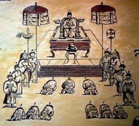 Le Hien Tong,  vua nha Hau Le,  vua len ngoi nho giac mong nguoi khac anh 7