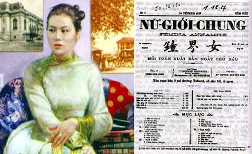 Suong Nguyet Anh,  Nu gioi chung,  Nguyen Dinh Chieu anh 3