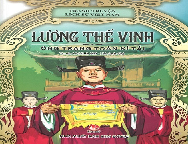 Luong The Vinh anh 6