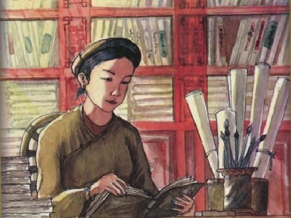 Ba Huyen Thanh Quan la ai anh 2