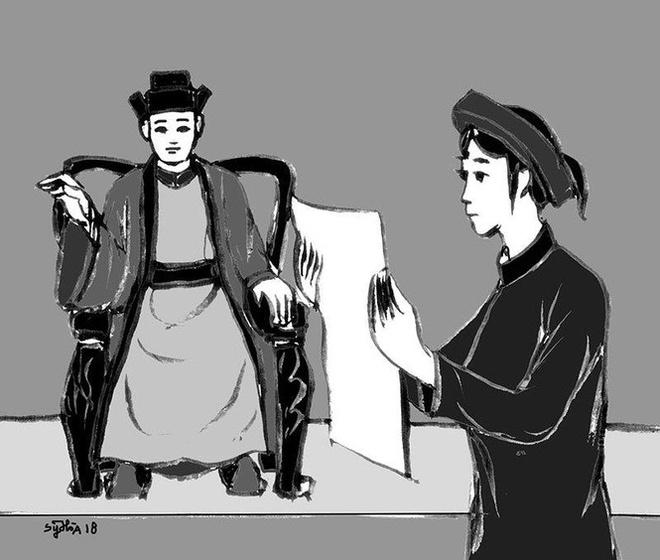 Ba Huyen Thanh Quan la ai anh 6