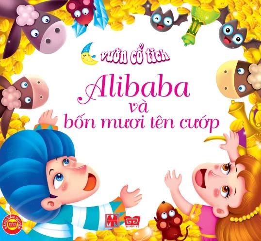 Alibaba va 40 ten cuop anh 3