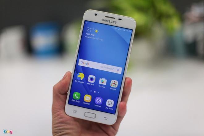 7 smartphone ban chay nhat nua dau 2017 hinh anh 2