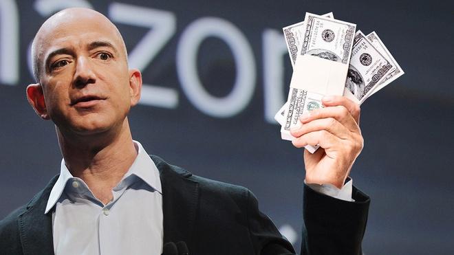 Trac nghiem: Ban biet gi ve Jeff Bezos va Amazon? hinh anh