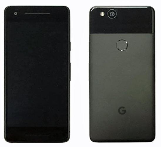 Google Pixel the he moi co the giu nguyen thiet ke hinh anh 1
