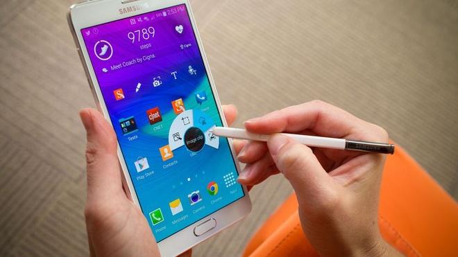 Pin cua mot so chiec Galaxy Note 4 gap loi qua nhiet hinh anh