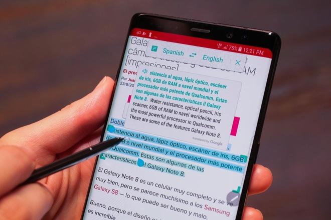 Tinh nang an tren Galaxy Note 8 anh 9