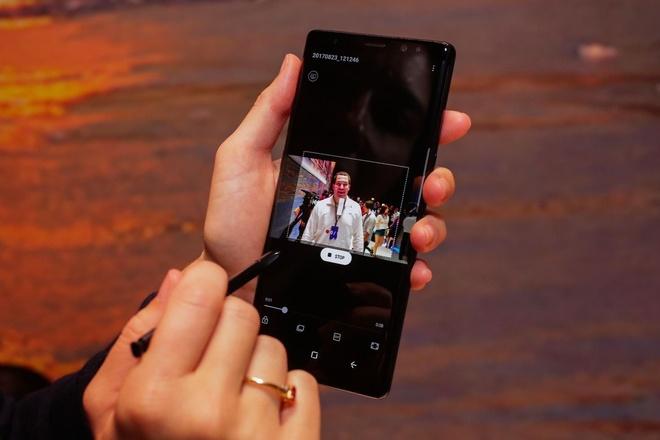 Tinh nang an tren Galaxy Note 8 anh 10